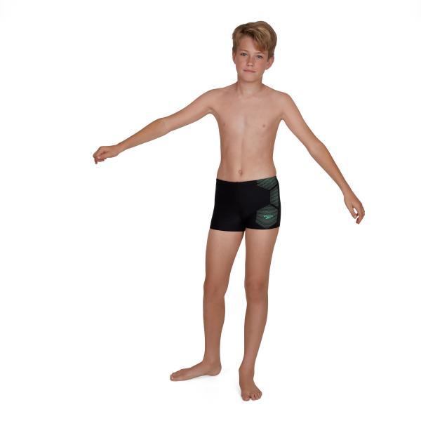 Speedo Tech zwemshort jongens aansluitend