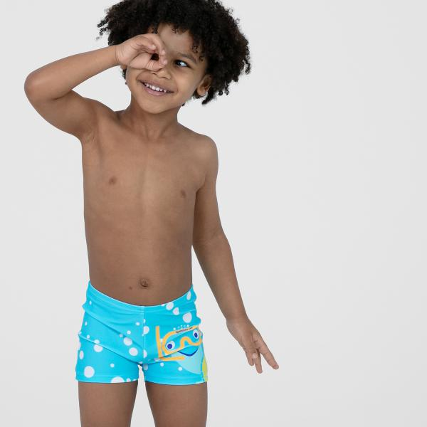 Speedo Tommy Turtle  zwemshort jongens aansluitend