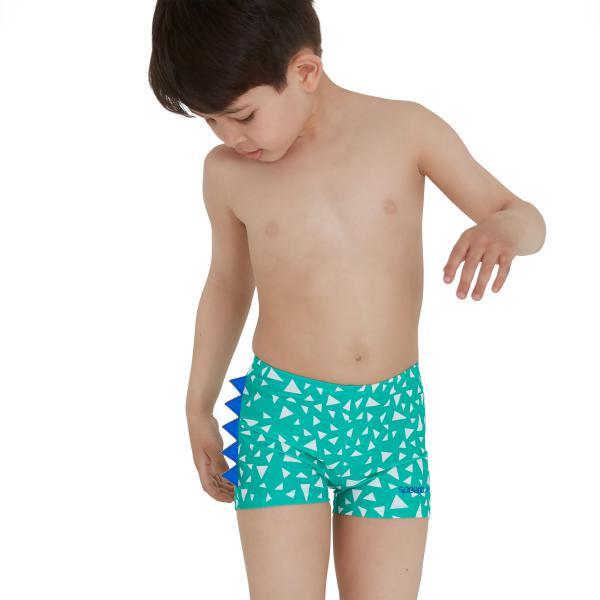 Speedo Corey Croc  zwemshort jongens aansluitend