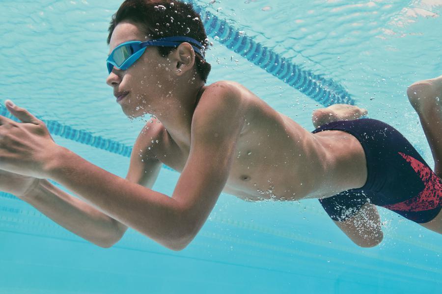 Speedo Boomstar  zwemshort jongens aansluitend