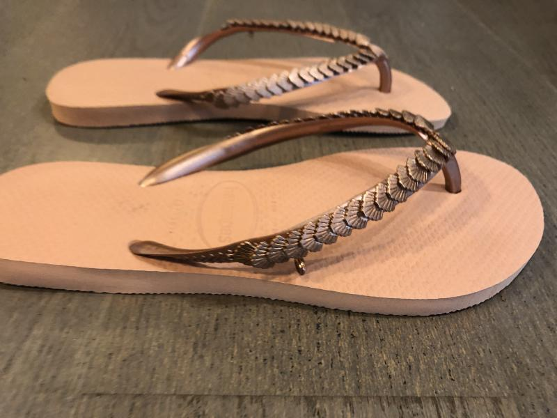 Havaianas Shell Mesh slippers