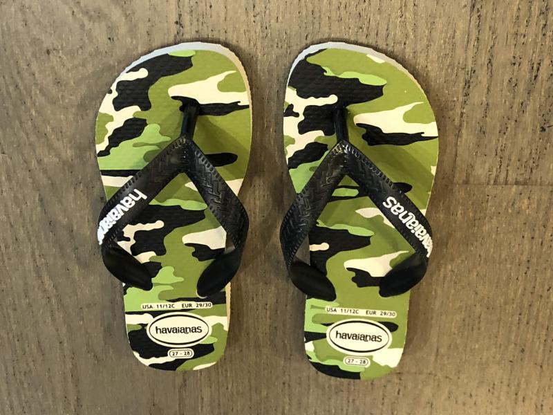 Havaianas Legerprint Slippers