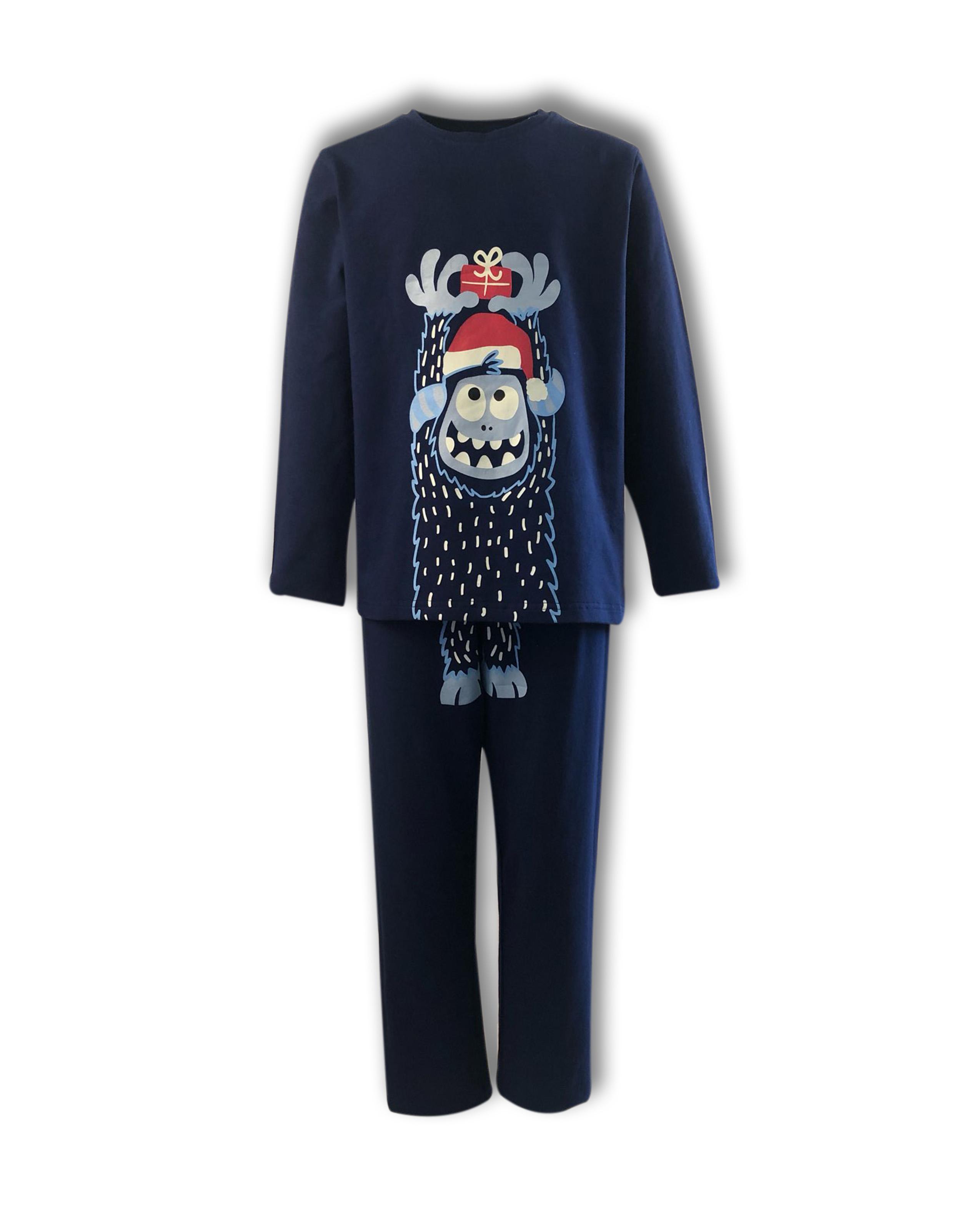 Woody Kerst Kinderpyjama