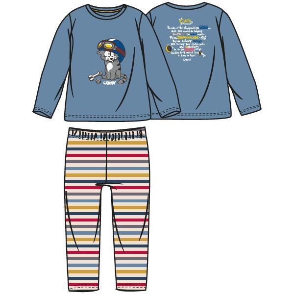 Woody Poes Pyjama Baby Jongen