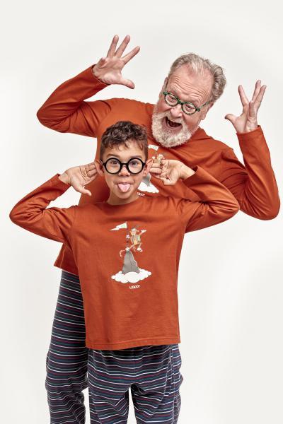 Woody Geit Pyjama Heren