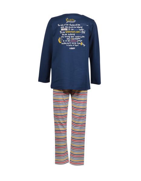 Woody Poes Pyjama heren