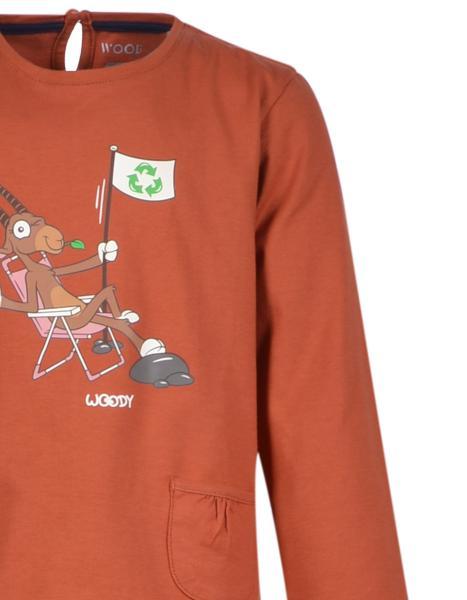 Woody Geit Damespyjama