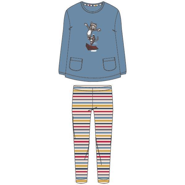 Woody Poes Damespyjama