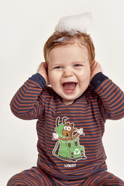 Woody Geit Pyjama Baby jongen