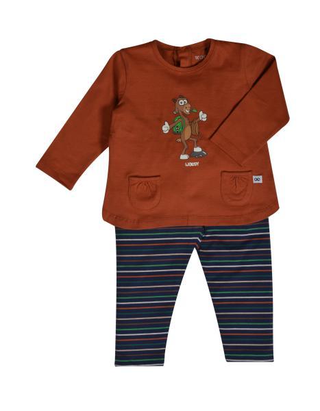 Woody Geit Pyjama Baby Meisjes