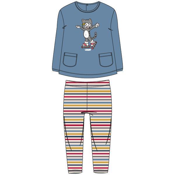 Woody Poes Pyjama Baby Meisjes
