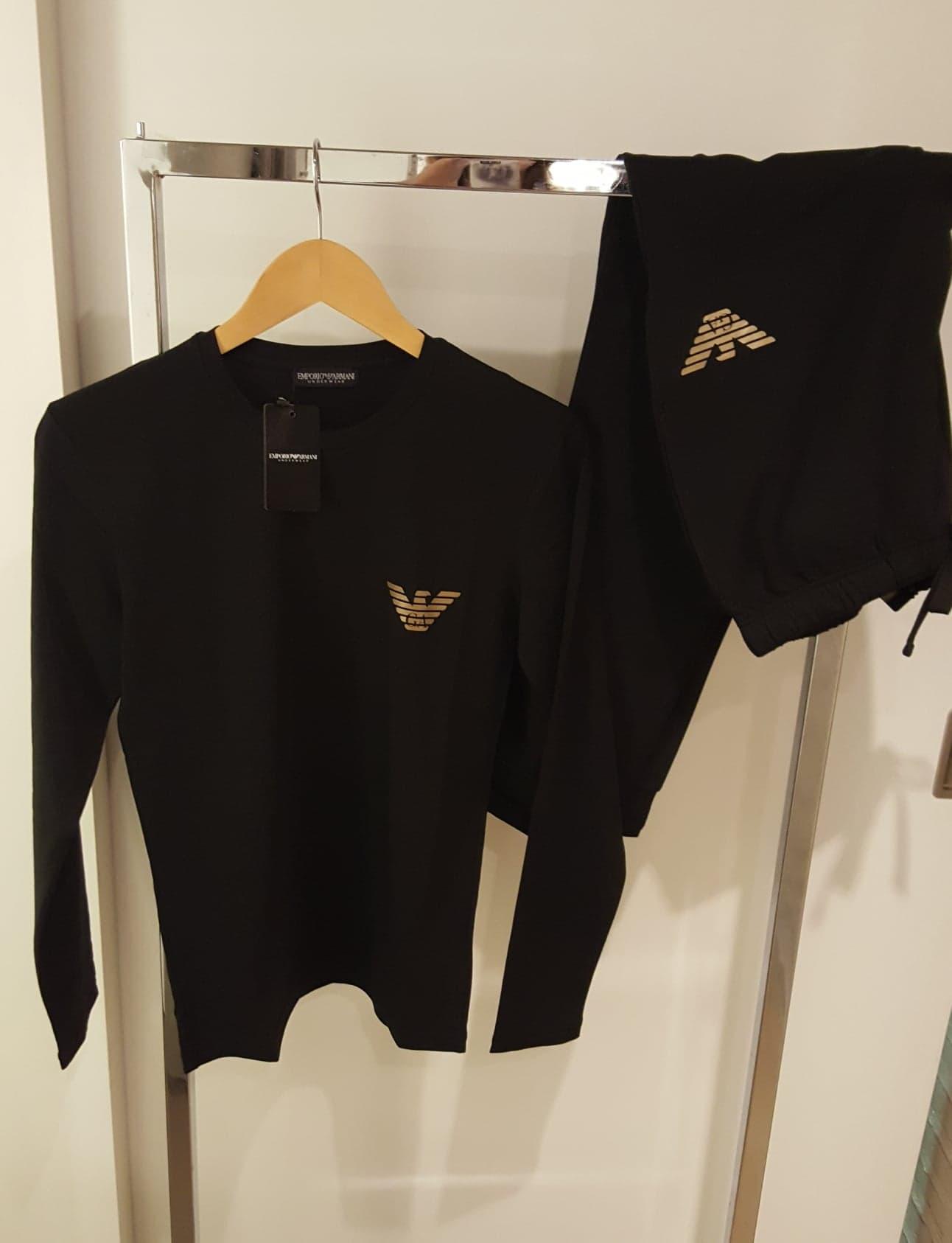 Armani Gold Pyjama heren