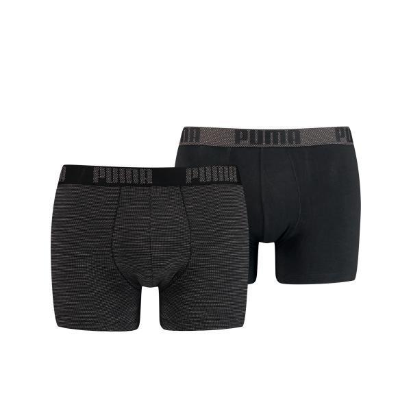 Puma Birdfeet stripe Boxershort heren Duopack
