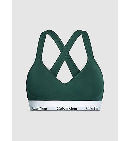 Calvin Klein Bralette Lift katoen (voorgevormd)