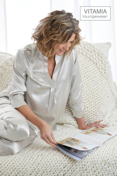 Vitamia Satin Pyjama Dames