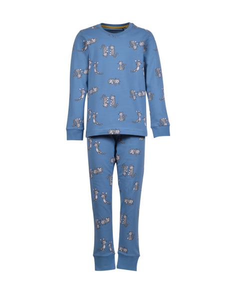 Woody Poes Pyjama jongens allover
