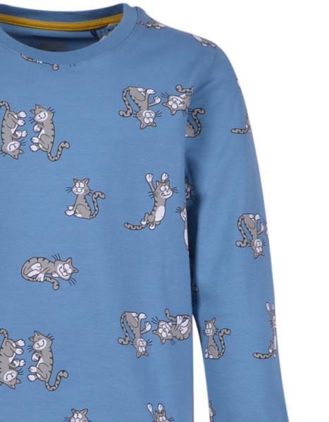 Woody Poes Pyjama jongens allover