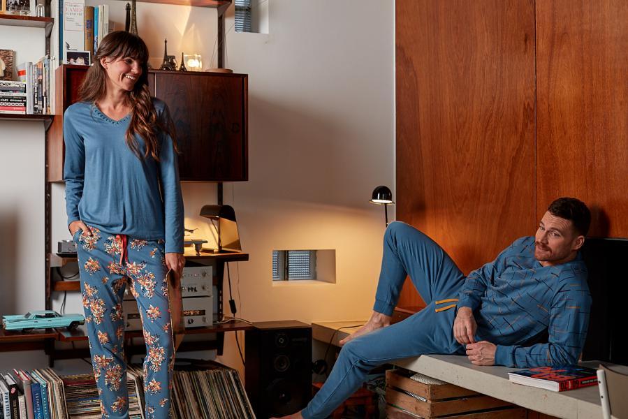 Eskimo Isolde Pyjama Dames