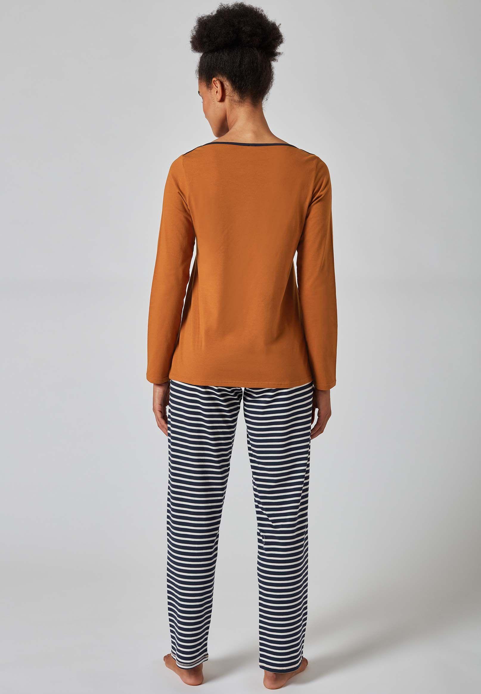 Skiny Home Hub Pyjama Dames