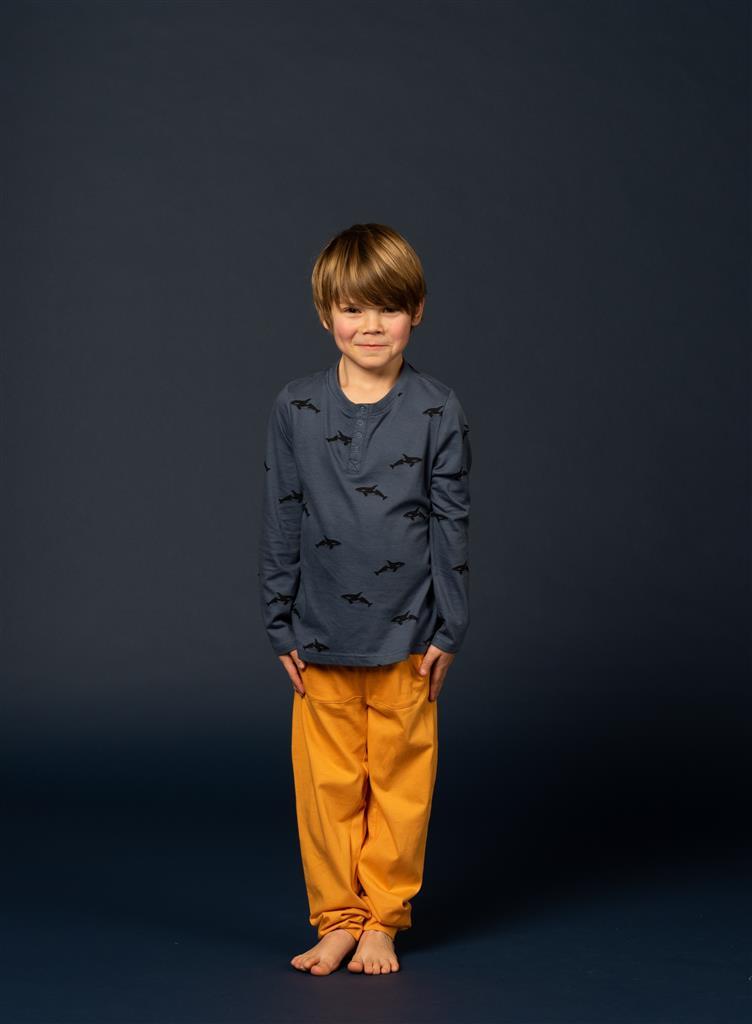 Eskimo Kolor Pyjama Jongens 2 tot 14 jaar