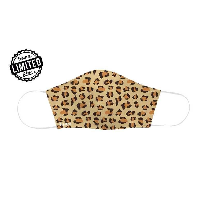 Fisura Mondmasker volwassen Cheetah