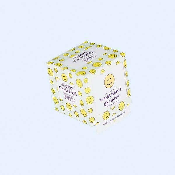 Doiy 30 Day Challenge Happiness box