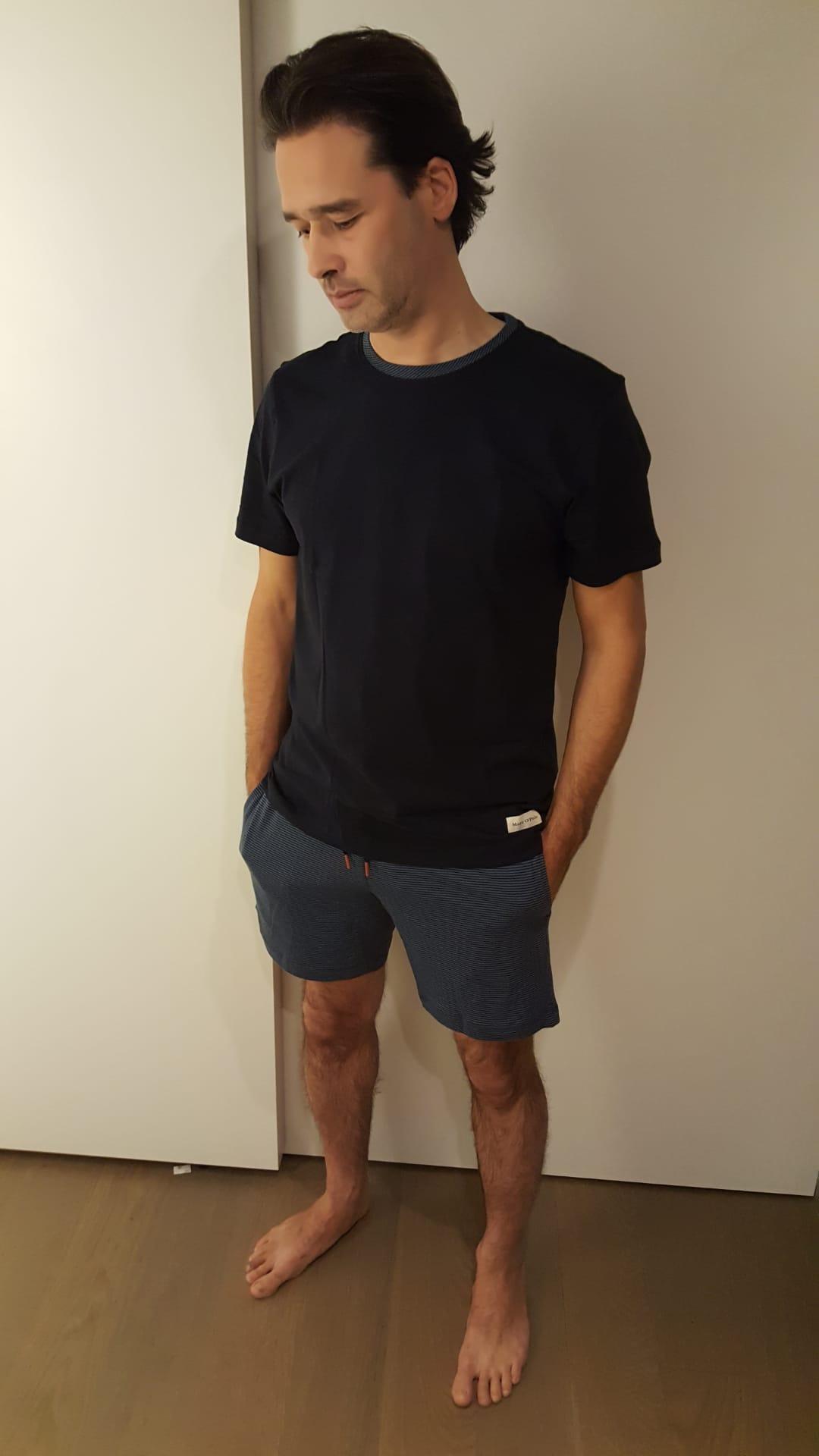 Marc O'Polo Basic Pyjama Heren
