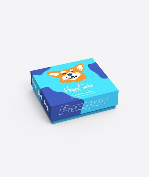 Happy Socks Dog Lover Giftbox 2 paar 41-46