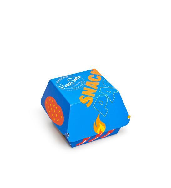 Happy Socks Snack Pack Giftbox 3 paar 41-46