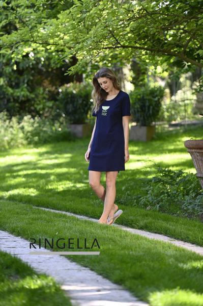 Ringella Limoen Slaapkleed korte mouw