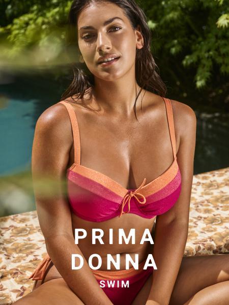 Prima Donna Swim Tanger  Bikini bovenstuk