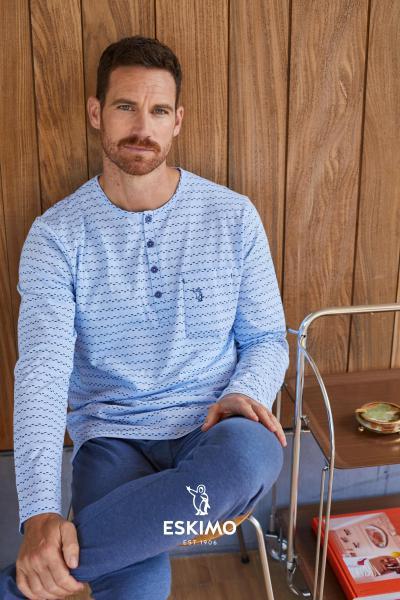 Eskimo Marc Pyjama heren