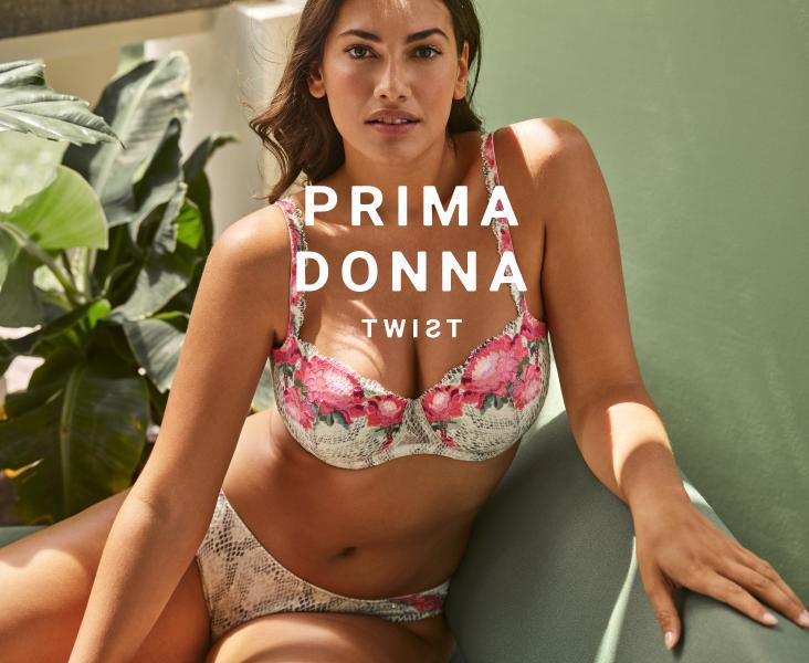 Prima Donna Twist Efforia Bh voorgevormd balconnet