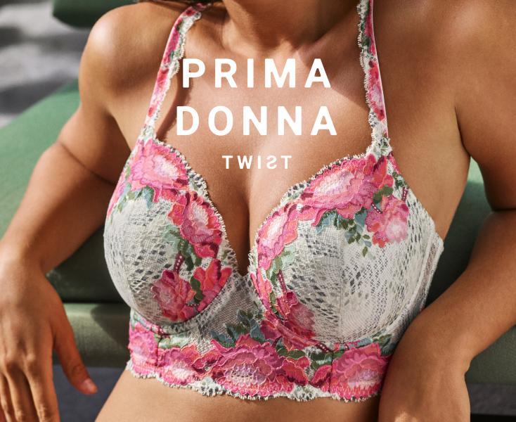 Prima Donna Twist Efforia Bh voorgevormd met stuk