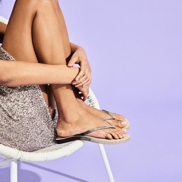 Havaianas Slim Sparkle Slippers