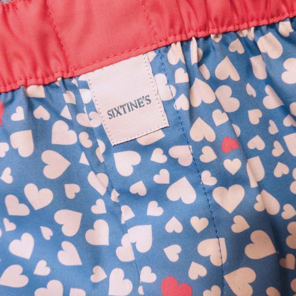 Sixtine's Valentine Love Boxer Dames
