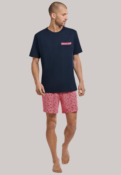 Schiesser Surf Pyjama heren