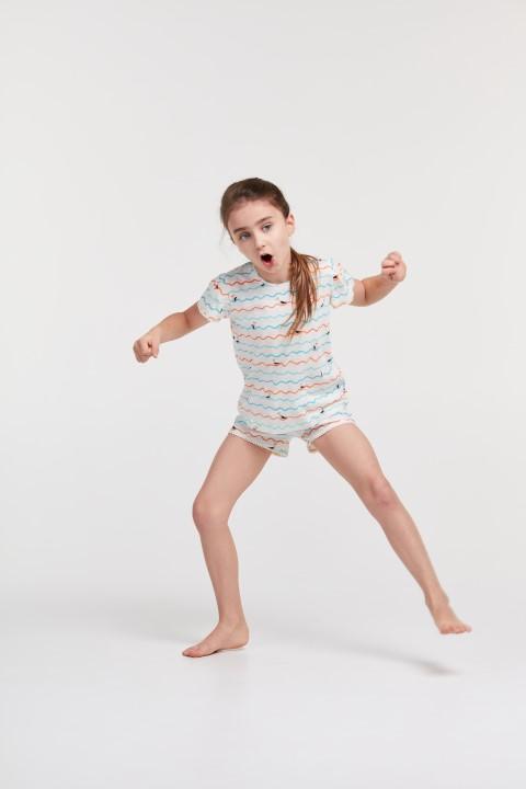 Woody Zeemeeuw Pyjama meisjes