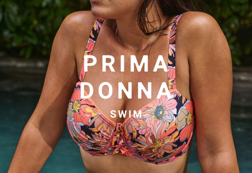 Prima Donna Swim Melanesia Bikini bovenstuk balc.