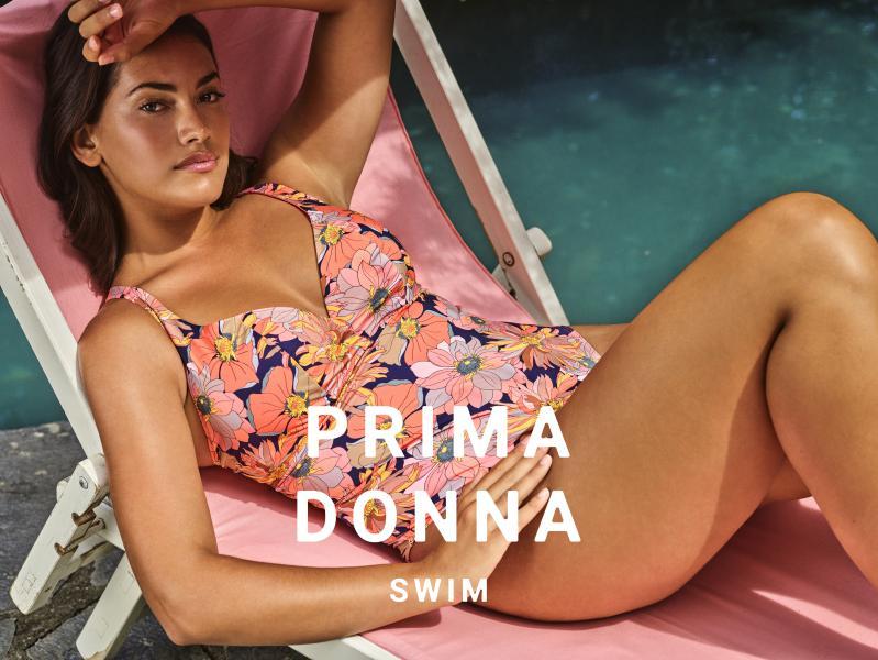 Prima Donna Swim Melanesia Badpak met beugel