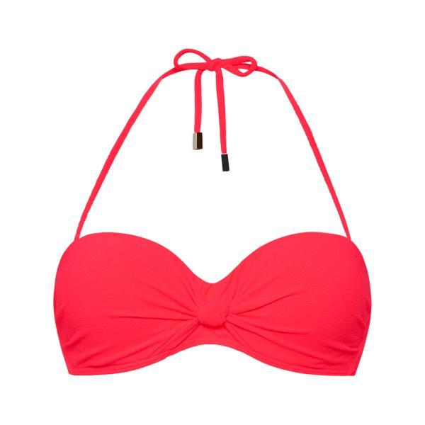 Beachlife Neon Hype Bikini bovenstuk strapless