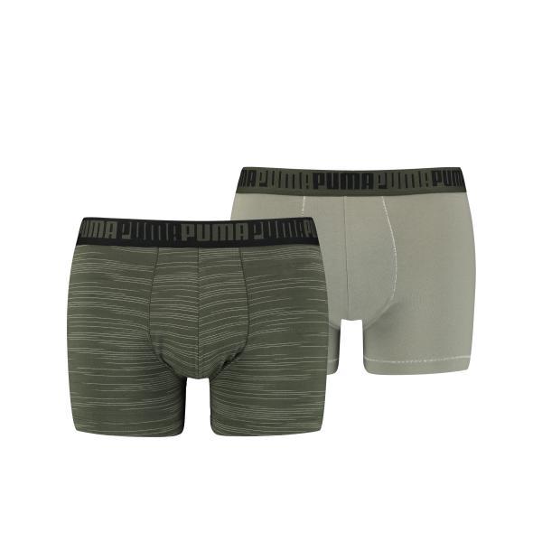 Puma Boxershort heren Stripe Duopack