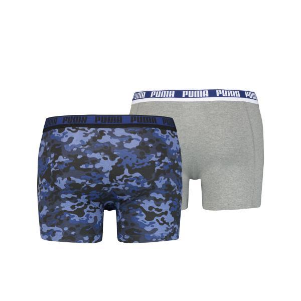 Puma Boxershort heren Camouflage Duopack