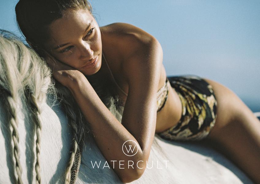 Watercult Island Expedition Bikini bovenstuk drieh