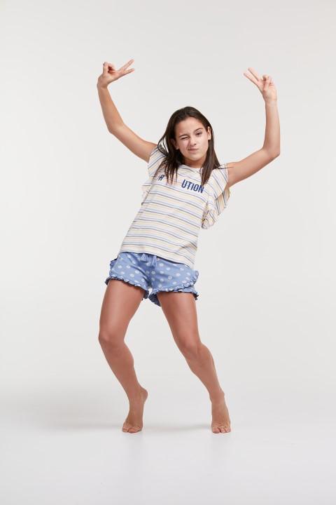 Woody Revolution Pyjama meisjes