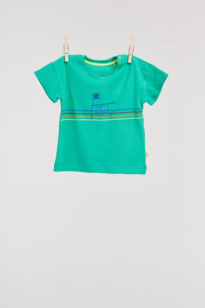 Woody Billie-Ray SET Tshirt + short
