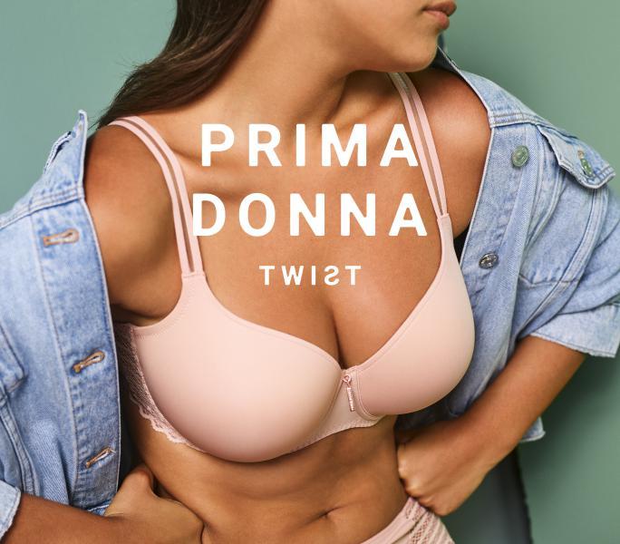Prima Donna Twist East End Bh voorgevormd hartvorm