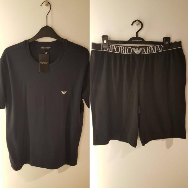 Armani Basic Pyjama heren