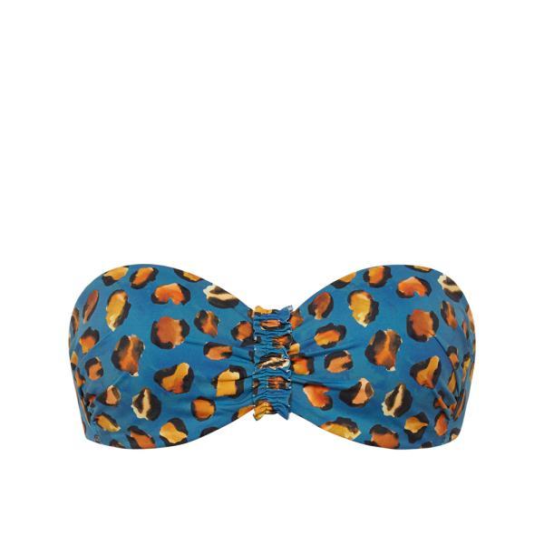 Cyell Pantera Bikini bovenstuk strapless