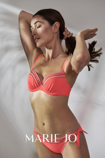Marie Jo Swim Isaura Bikini bovenstuk diep decolté